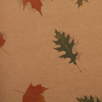 Луксозни опаковки - Hervest leaves