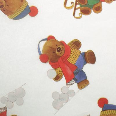 Луксозни опаковки - Snow bears