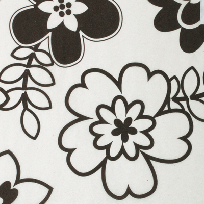 Луксозни опаковки - Retro floral