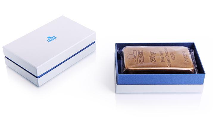 Луксозни опаковки - Кутия за подаръци 01