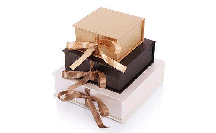 Луксозни опаковки - Кутия за бонбони и шоколад 03