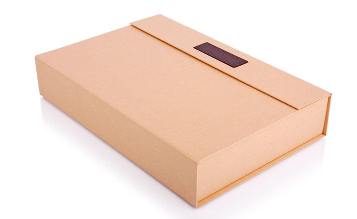 Луксозни опаковки - Кутия за книги 01