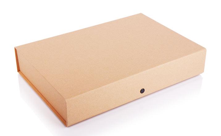 Луксозни опаковки - Кутия за книги 02