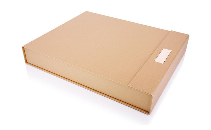 Луксозни опаковки - Кутия за книги 03
