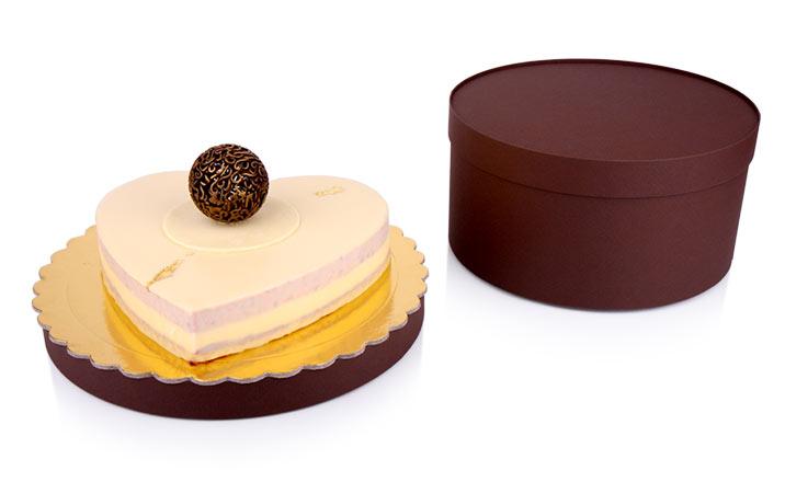 Кутия за бонбони и шоколад 04