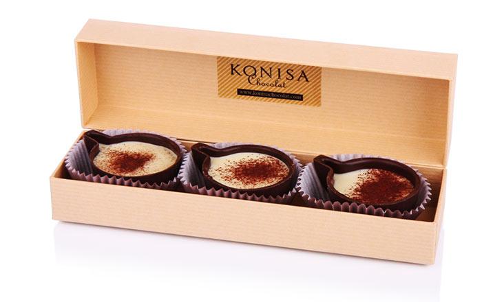 Луксозни опаковки - Кутия за бонбони и шоколад 05