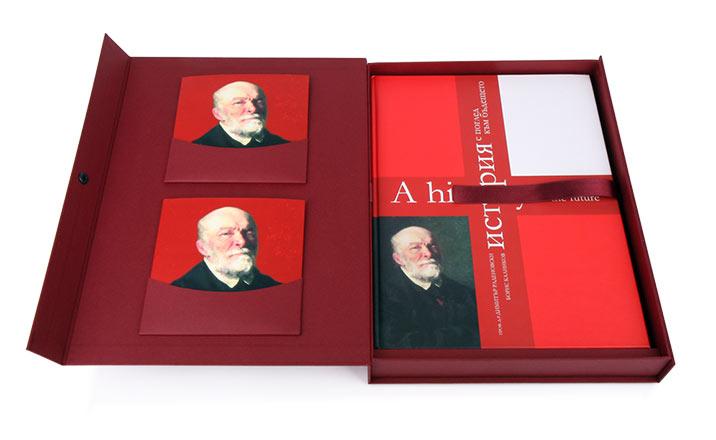 Луксозни опаковки - Кутия за луксозни каталози 05