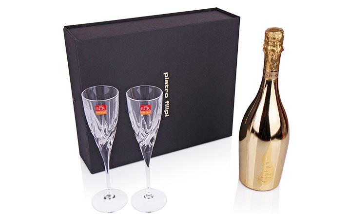 Луксозни опаковки - Кутия за подаръци 05