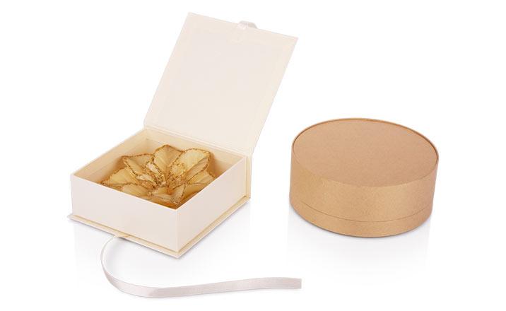 Луксозни опаковки - Кутия за свещи 04