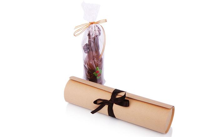 Луксозни опаковки - Кутия за бонбони и шоколад 08