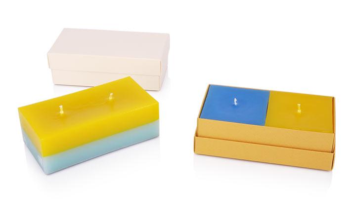 Луксозни опаковки - Кутия за свещи 05