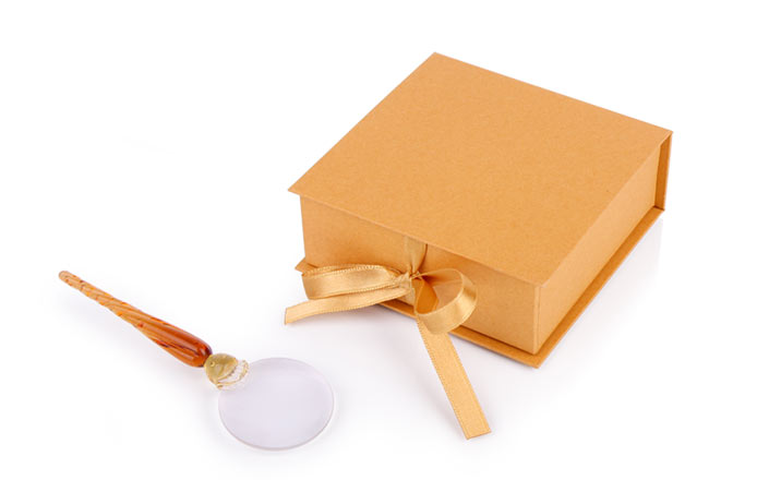 Луксозни опаковки - Кутия за порцелан 07