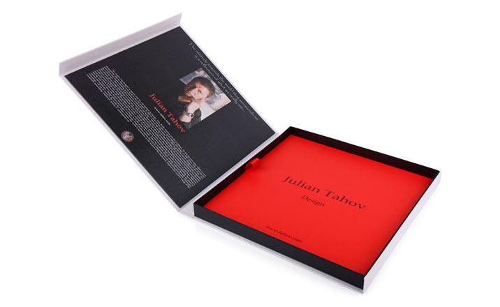 Луксозни опаковки - Кутия за луксозни каталози 03