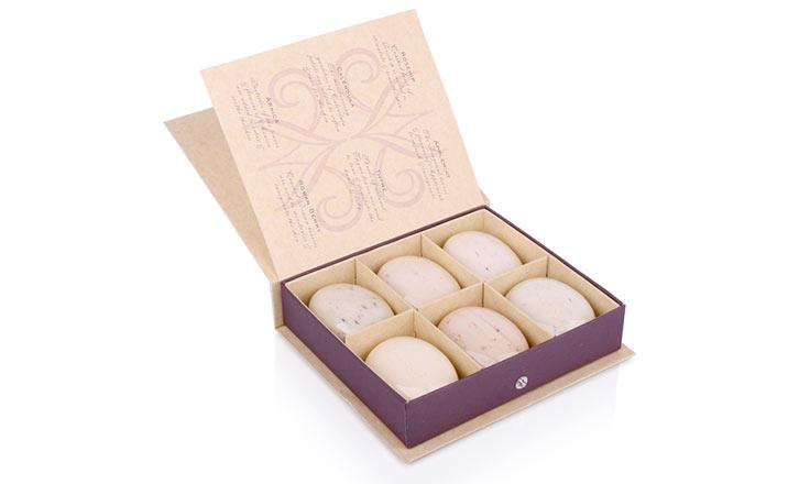 Луксозни опаковки - Кутия за сапуни 01