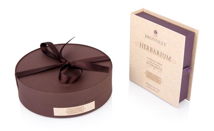 Луксозни опаковки - Кутия за сапуни 02