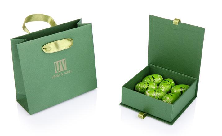 Луксозни опаковки - Кутия за бонбони и шоколад 13