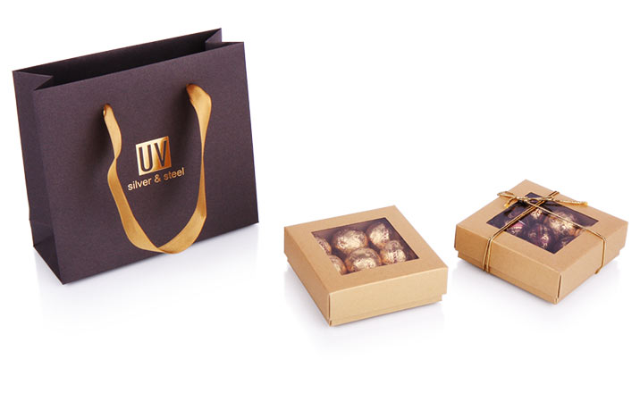 Луксозни опаковки - Кутия за бонбони и шоколад 14