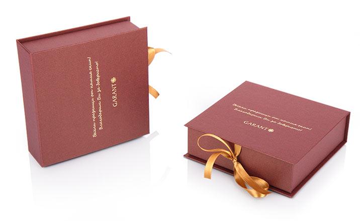 Луксозни опаковки - Кутия за подаръци 06