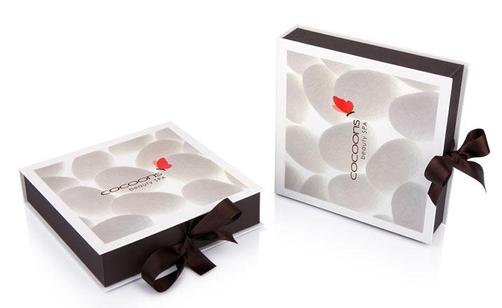 Луксозни опаковки - Кутия за хотели и спа 01