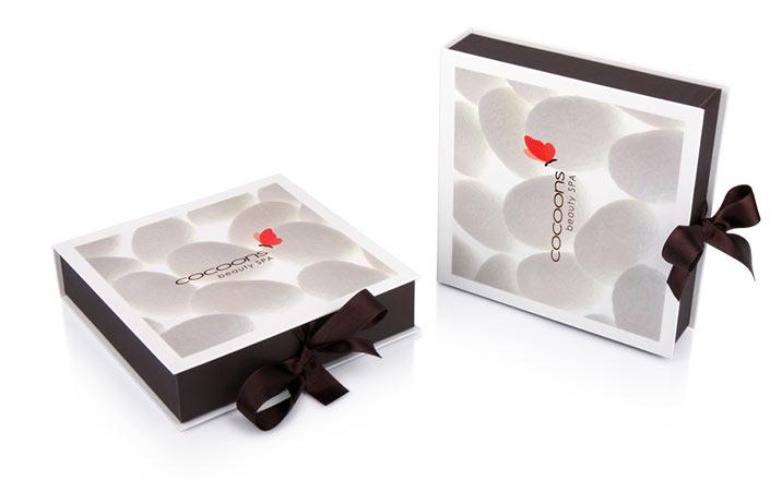 Луксозни опаковки - Кутия за бонбони и шоколад 18