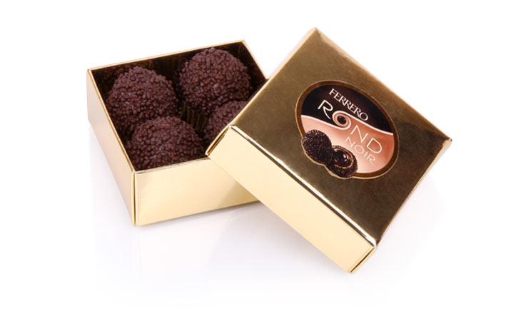 Кутия за бонбони и шоколад 20