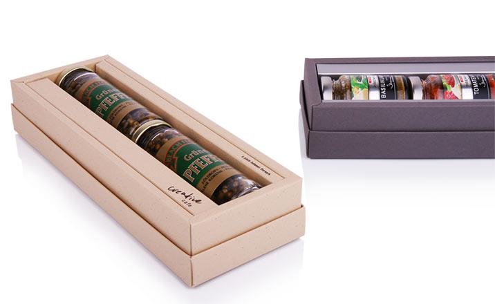 Луксозни опаковки - Кутия за бутилки 06