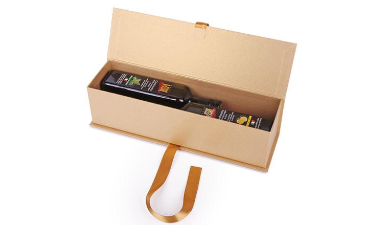 Луксозни опаковки - Кутия за бутилки 09