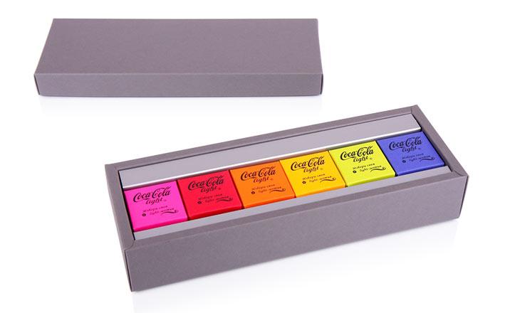 Луксозни опаковки - Кутия за бонбони и шоколад 22