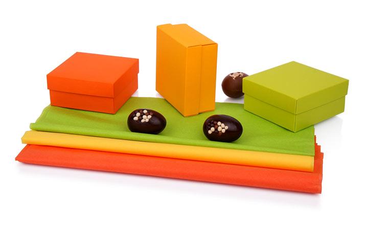 Луксозни опаковки - Кутия за бонбони и шоколад 24