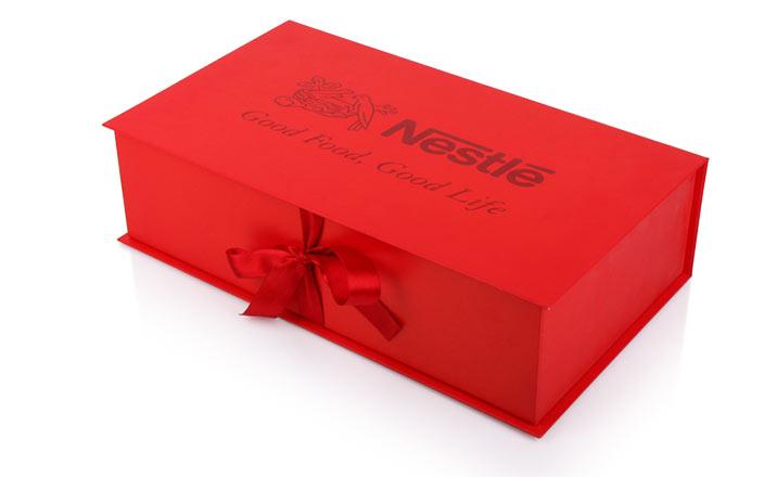 Луксозни опаковки - Кутия за бонбони и шоколад 26