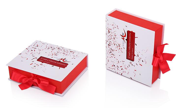 Луксозни опаковки - Кутия за подаръци 09