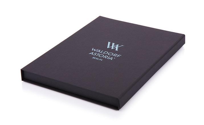 Луксозни опаковки - Кутия за луксозни каталози 07