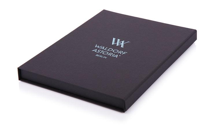 Луксозни опаковки - Кутия за хотели и СПА 02