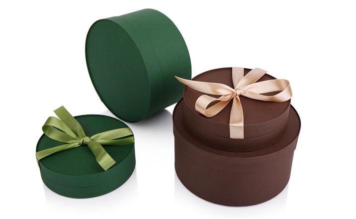 Луксозни опаковки - Кутия за порцелан 03