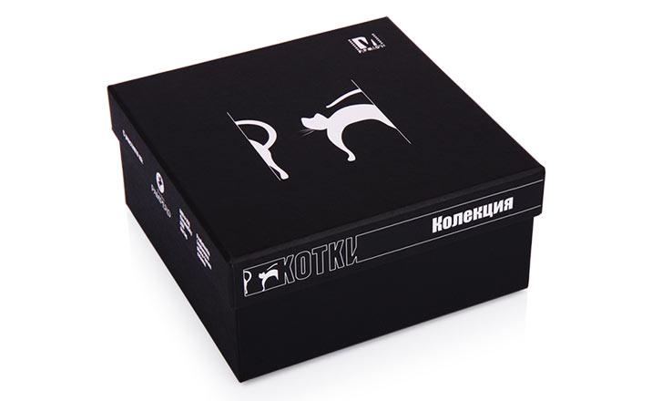 Луксозни опаковки - Кутия за луксозни каталози 10