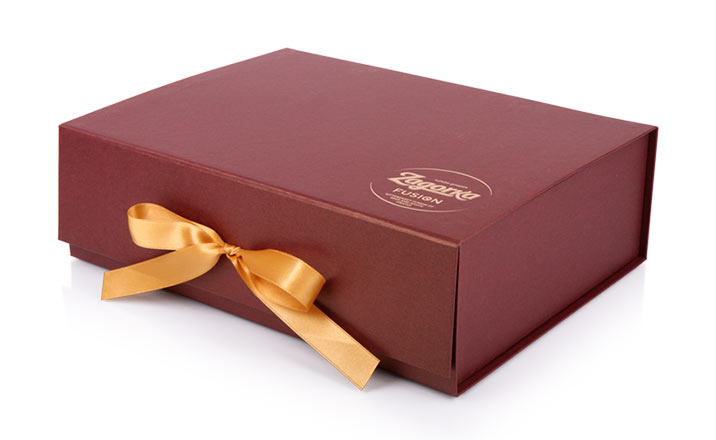 Луксозни опаковки - Кутия за бутилки 33