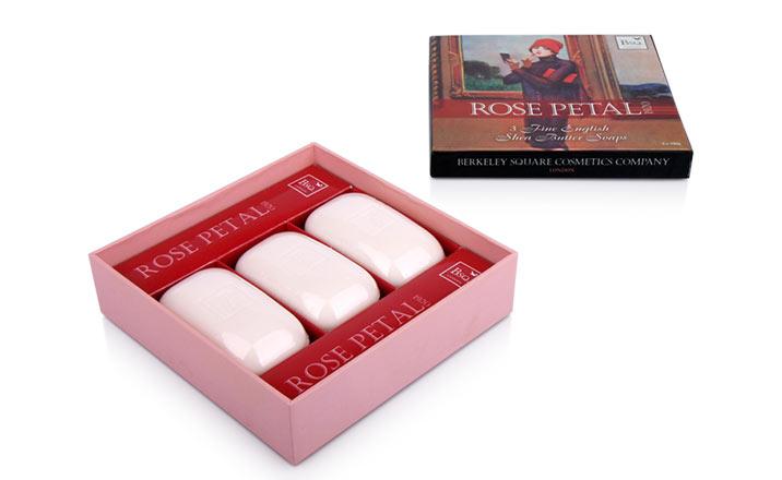 Луксозни опаковки - Кутия за сапуни 09