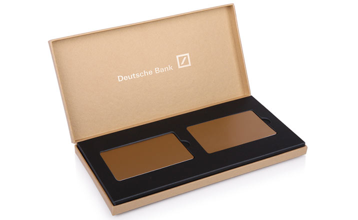 Луксозни опаковки - Кутия за кредитни карти 02