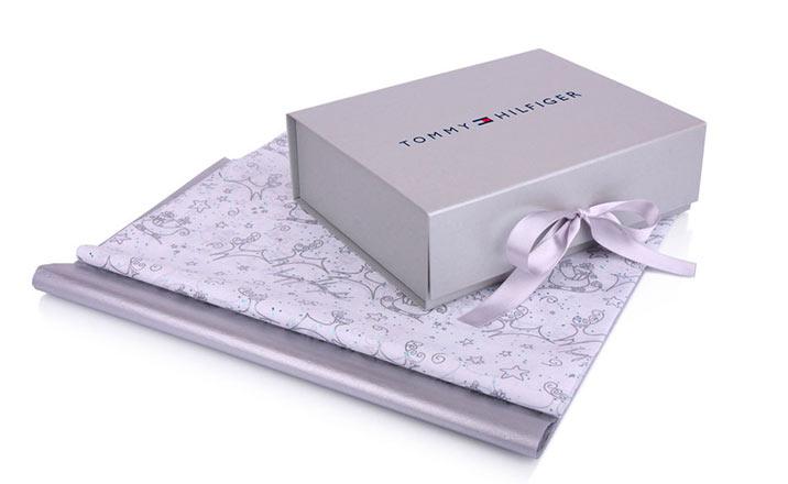 Луксозни опаковки - Кутия за текстил 08