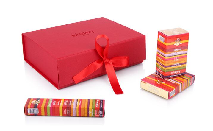Луксозни опаковки - Кутия за козметика 02