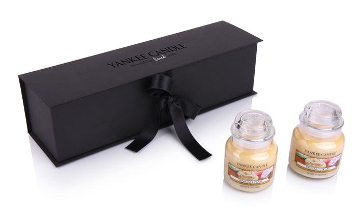 Луксозни опаковки - Кутия за свещи 16