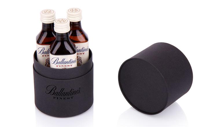 Луксозни опаковки - Тубус за бутилки 10