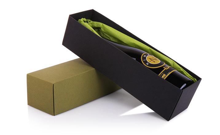 Луксозни опаковки - Кутия за бутилки 30