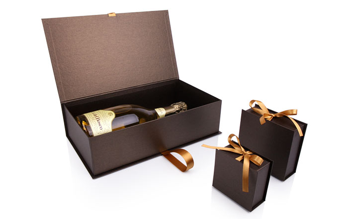 Луксозни опаковки - Кутия за гурме 03
