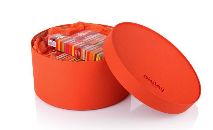 Луксозни опаковки - Кутия за козметика 03