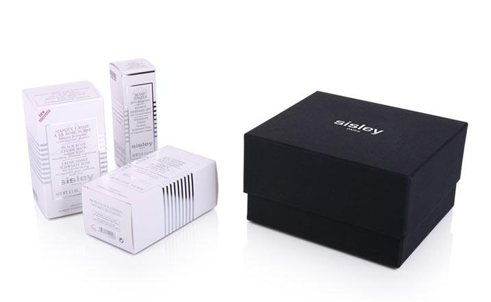 Луксозни опаковки - Кутия за козметика 04