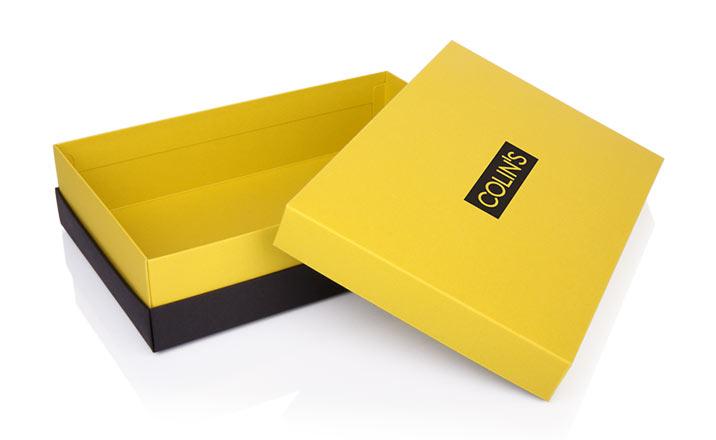 Луксозни опаковки - Кутия за текстил 06