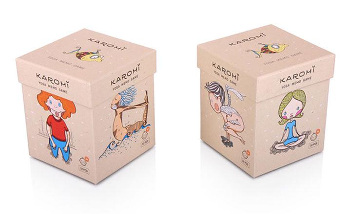 Луксозни опаковки - Кутия за бебешки аксесоари 04