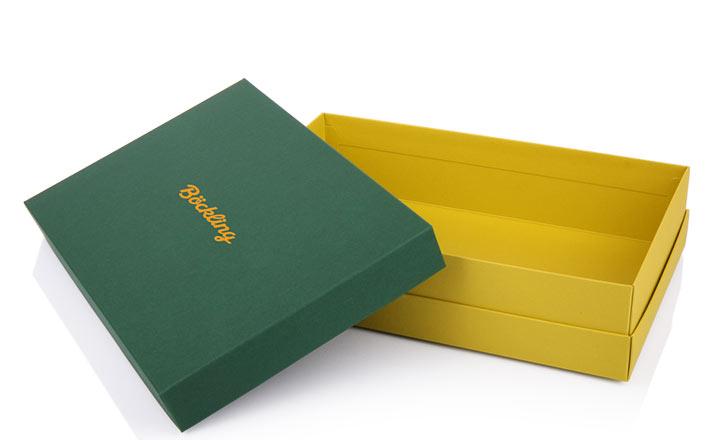 Луксозни опаковки - Кутия за порцелан 09