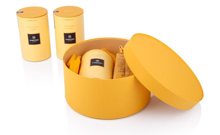 Луксозни опаковки - Кутия за бонбони и шоколад 44